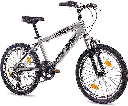 disfruta ahorrando 30-50% de descuento 20  Mountain Bike Alloy Kids Street Chrome 6 6 6 Speed Shimano - (20 Inch)  wholesape barato