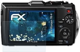 Pellicola di protezione schermo 6x per Olympus sz-11 Pellicola Protettiva Chiara Pellicola Display Pellicola