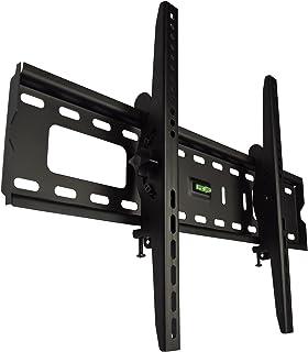 テレビ 壁掛け 金具 STARPLATINUM 液晶 TV モニター TVセッターチルト FT100 37-65インチ対応 Mサイズ ブラック