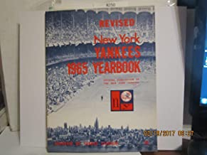 1965 New York Yankees Baseball Yearbook official nm - clean copy