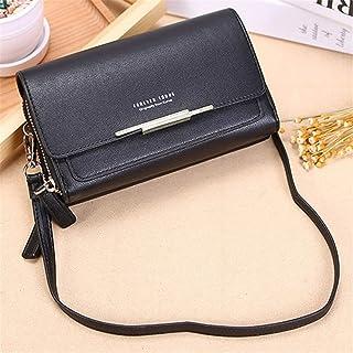 Sperrins Retro Achsel Tasche Damen große Kapazität und Multifunktionshandtasche PU Leder Umhängetaschen Clutch Bag Münztasche