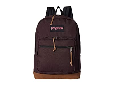 JanSport Right Pack (Coffee Bean) Backpack Bags