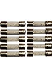 3x Fusible cer/ámico gG 5cm 25A 25000mA 690VAC 14x51mm C42401 AERZETIX
