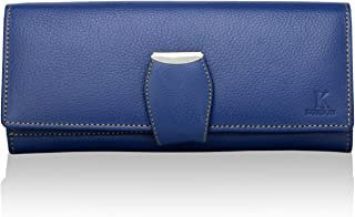 K London Blue Women's Wallet