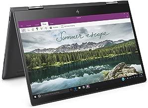 HP Envy x360 15-inch Convertible Laptop, AMD Ryzen 5 2500U Processor, 8 GB RAM, 256 GB Solid-State Drive, Windows 10 Home (15-bq210nr, Dark Ash Silver)