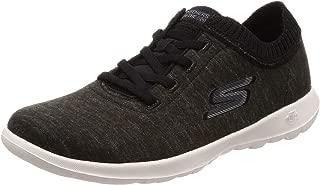 Skechers Womens 15460 Go Walk Lite Floret Black Size: