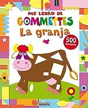 La granja (Mi libro de gommettes