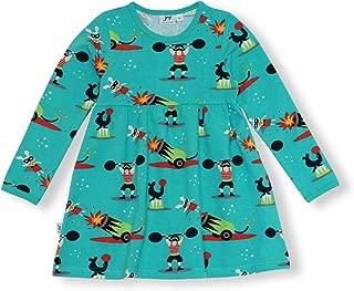 JNY Long Sleeve Sweatdress - Super Rabbit
