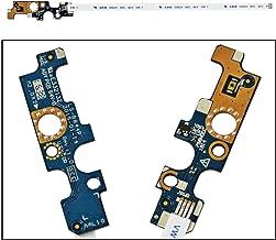 Todiys Power Button Switch Board for HP Pavilion 15-R 15T-R 15Z-R 15-R000 Series 15-R011DX 15-R013CA 15-R015DX 15-R021NR 15-R029WM 15-R033CA 15-R038CA 15-R050NR 15-R053CL LS-A991P 749650-001 455MKL32L