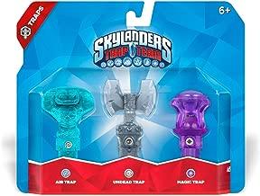 Skylanders Trap Team: Triple Trap Pack: Air, Undead, Magic