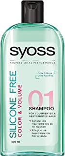 Syoss Silicone Free Color & Volume Shampoo 16.9 fl oz