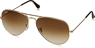 Ray Ban Sunglasses for Unisex , RB3025 001/51 58-14