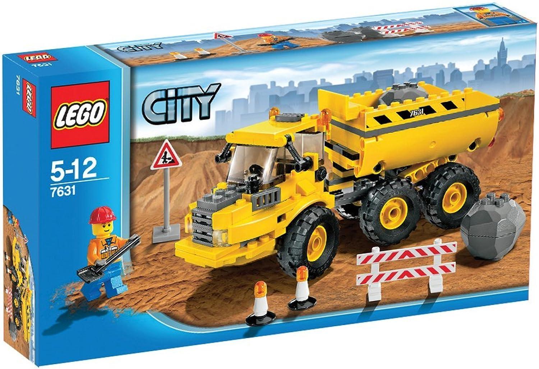 toma LEGO City 7631 - Volquete Volquete Volquete  mejor calidad mejor precio