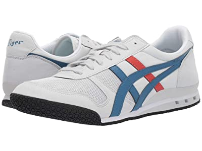 Onitsuka Tiger Ultimate 81(r) (Glacier Grey/Winter Sea) Classic Shoes