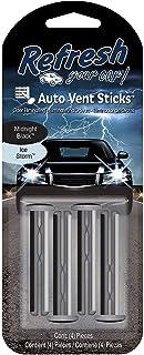Refresh Your Car Auto Vent Sticks   Lightning Bolt & Ice Storm (4 Stück)