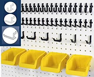 Pegboard is pretty useless unless you have the right things to put in it. Here are the best garden storage tips around.