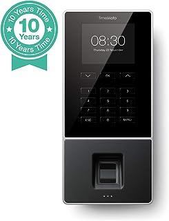 TimeMoto TM-626 - Terminal para fichar con huella dactilar, tarjeta o llave RFID y PIN. Hasta 200 usuarios. Incluye software TimeMoto PC - Garantiza el cumplimiento del nuevo art.34 del E.T.