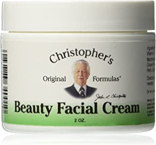 Christopher's Formulas Beauty Facial Cream, 2 Ounce
