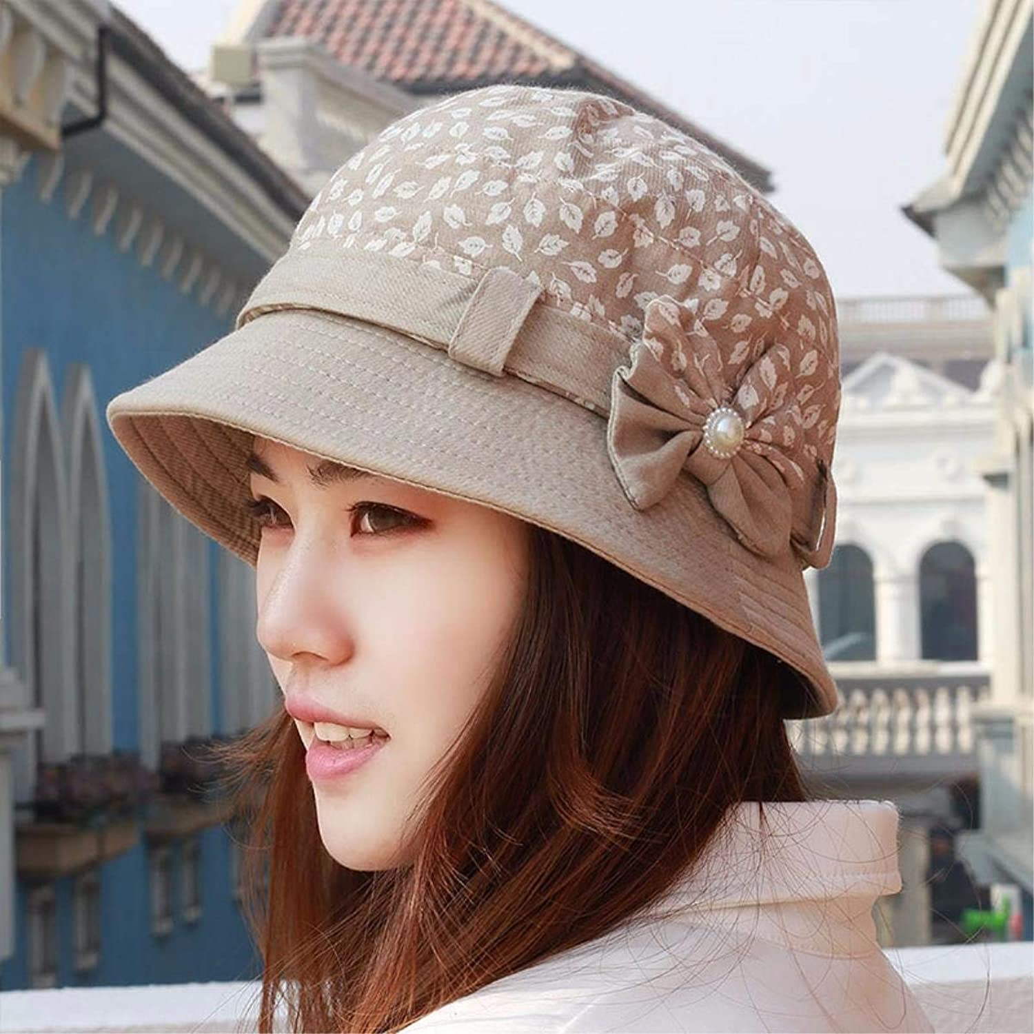7e6efef73 Beach Hat Hat The Girl Basin Cap The Cap Spring and Summer Fashion ...