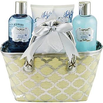 Gloss - caja de baño, caja de regalo para mujeres - Bolsa espumoso ...