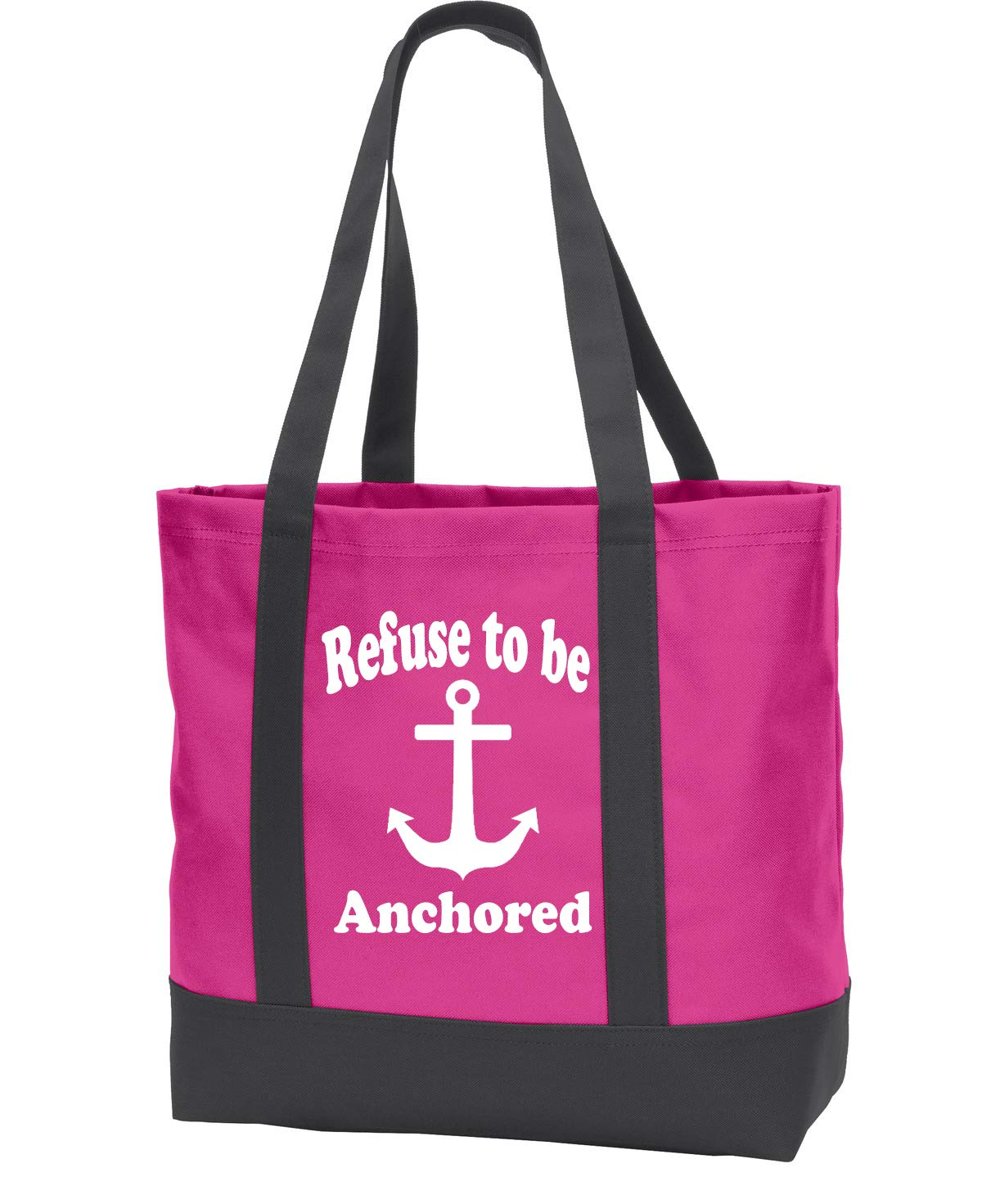Cruise theme large Max 56% OFF open tote bag - carry Sale easily gear in all your