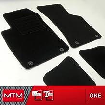 MTM Alfombrillas TT (8N) Desde 1998-2006, a Medida Forma Original en Moqueta Antideslizante, cód. One 263