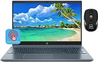 2020 Latest HP Pavilion 15.6 Inch Touchscreen Laptop, 10th Gen Intel Core i7-1065G7, 32GB RAM 256GB PCIe SSD + 1TB HDD, NV...