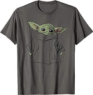 The Mandalorian The Child Illustration T-Shirt