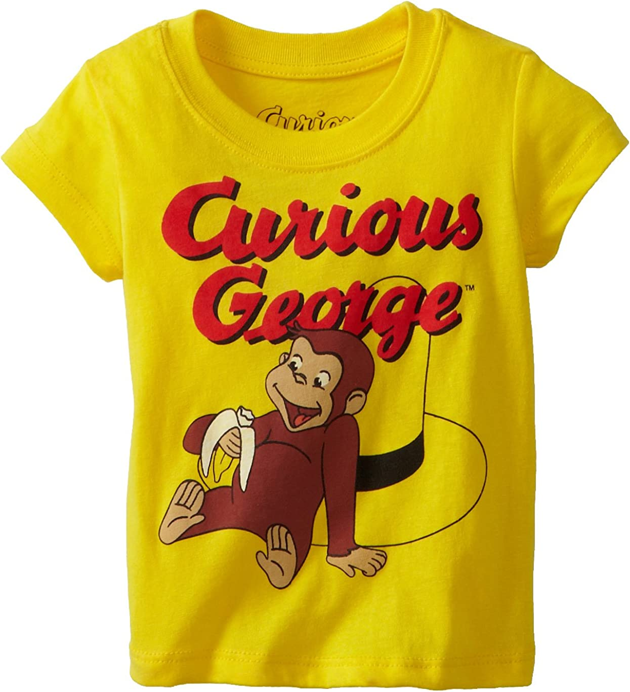 Curious George Baby Boys' Geroge T-Shirt
