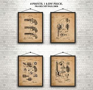 Best gun blueprint art Reviews