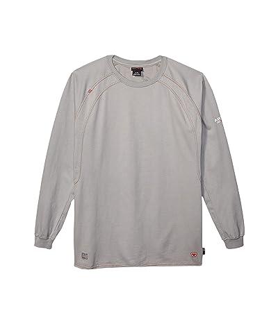 Ariat FR Work Crew T-Shirt (Silver Fox) Men