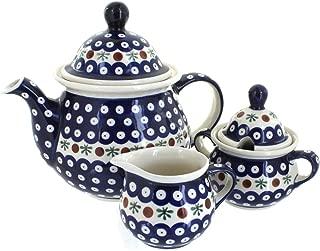 Best polish pottery tea set Reviews