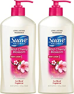 Best suave wild cherry blossom body lotion Reviews