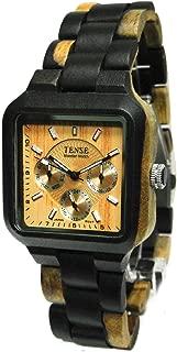 Tense Wooden Watch - Summit Collection