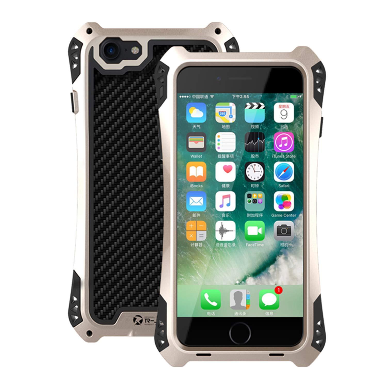 iPhone R JUST Aluminum Shockproof iPhone