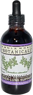 Whole World Botanicals Liver Lung Support Royal Desmodium - 4 oz