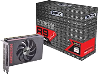 XFX Radeon R9Nano Core Edition 4GB Tarjeta gráfica