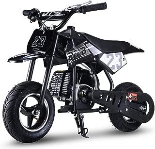 SAY YEAH 51cc 2-Stroke Gas Dirt Bike Kids Mini Scooter Off Road Racing Motorcoss Bike(EPA Registered, No CA Sales)