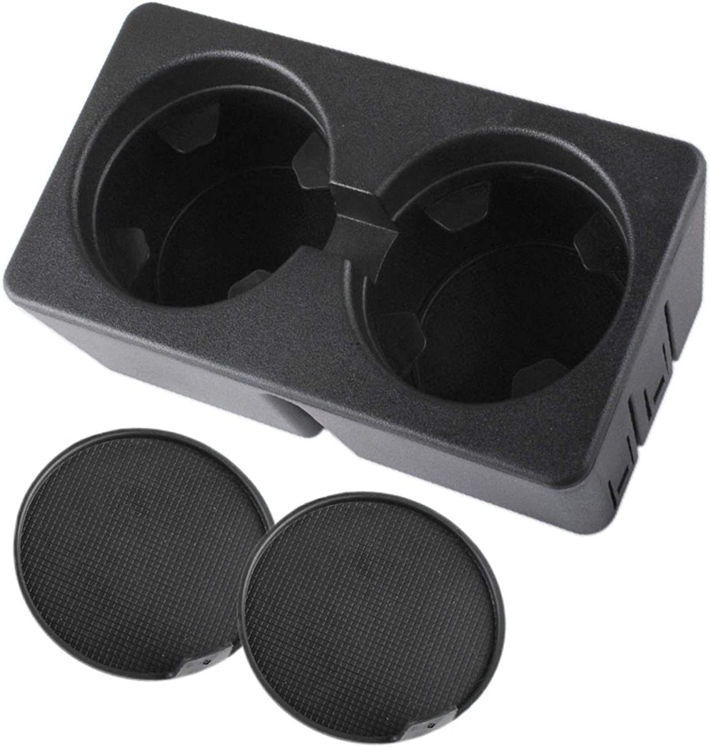 Gekufa 19154712 Cup Holder Compatible Chevy Silve with Translated 2007-2013 security