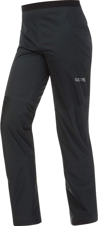GORE Wear Men's Waterproof Long Running Trousers, R3 GORE-TEX Active Pants, S, Black, 100059