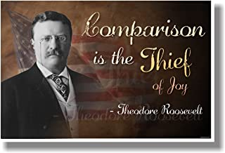 Best theodore roosevelt motivational posters Reviews