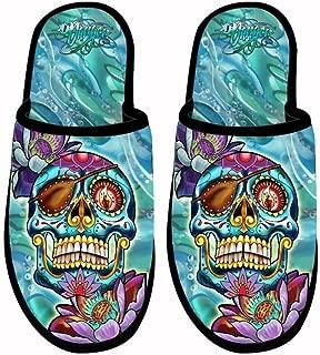 Best mens skull slippers Reviews