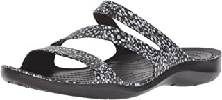 Crocs Women's Swiftwater Graphic Sandal