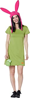 Adult Louise Belcher Bob's Burgers Costume | Officially Licensed