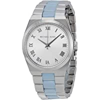 Deals on Michael Kors Channing Silver Dial Ladies Watch