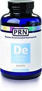 Physician Recommended Nutriceuticals PRN Omega Benefits Fish Oil 240 Softgels