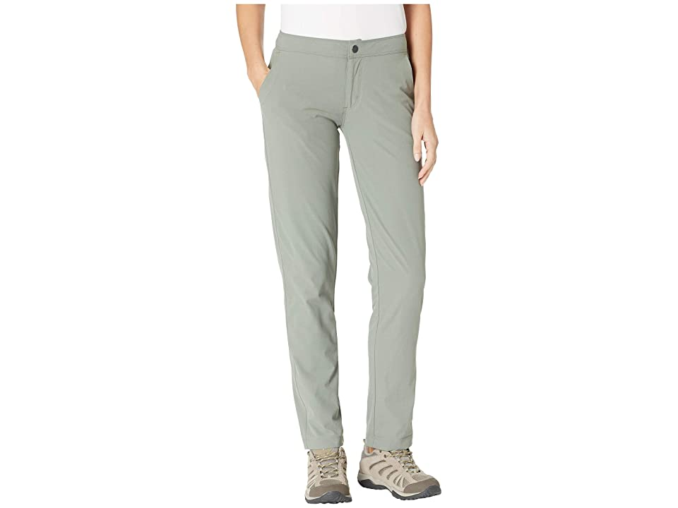 Mountain Hardwear Right Bank Lined Pants (Green Fade) Women
