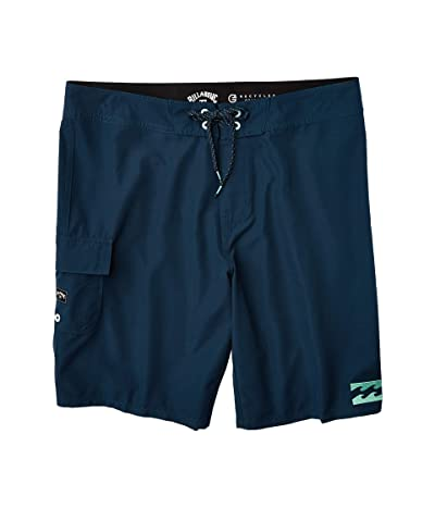 Billabong Platinum Solid Boardshorts (Navy) Men