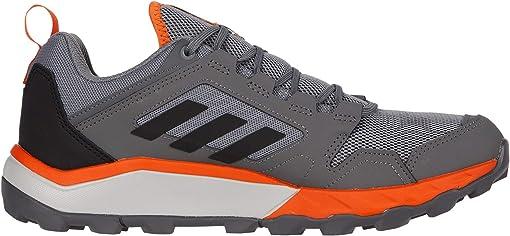 Grey Three/Black/Orange