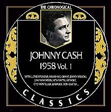 Johnny Cash - Chronological Classics 1958 Vol. 1
